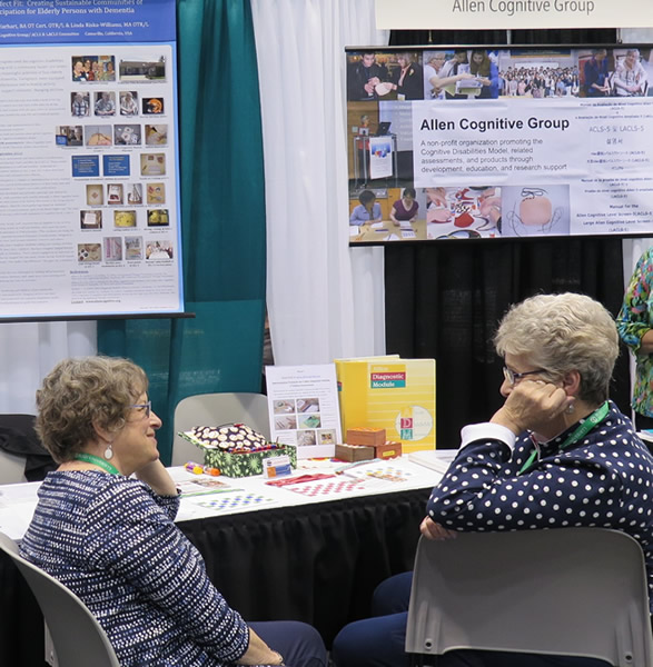 7-Deane chats AOTA 2016 Chicago